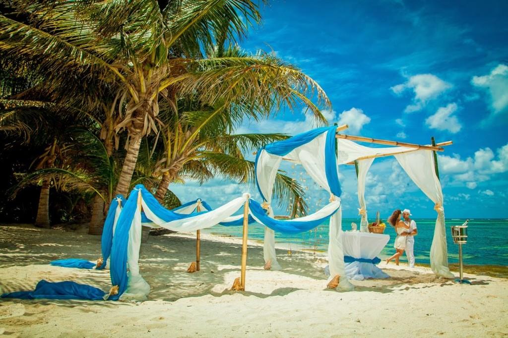 Свадьба на пляже Коста дель Амор