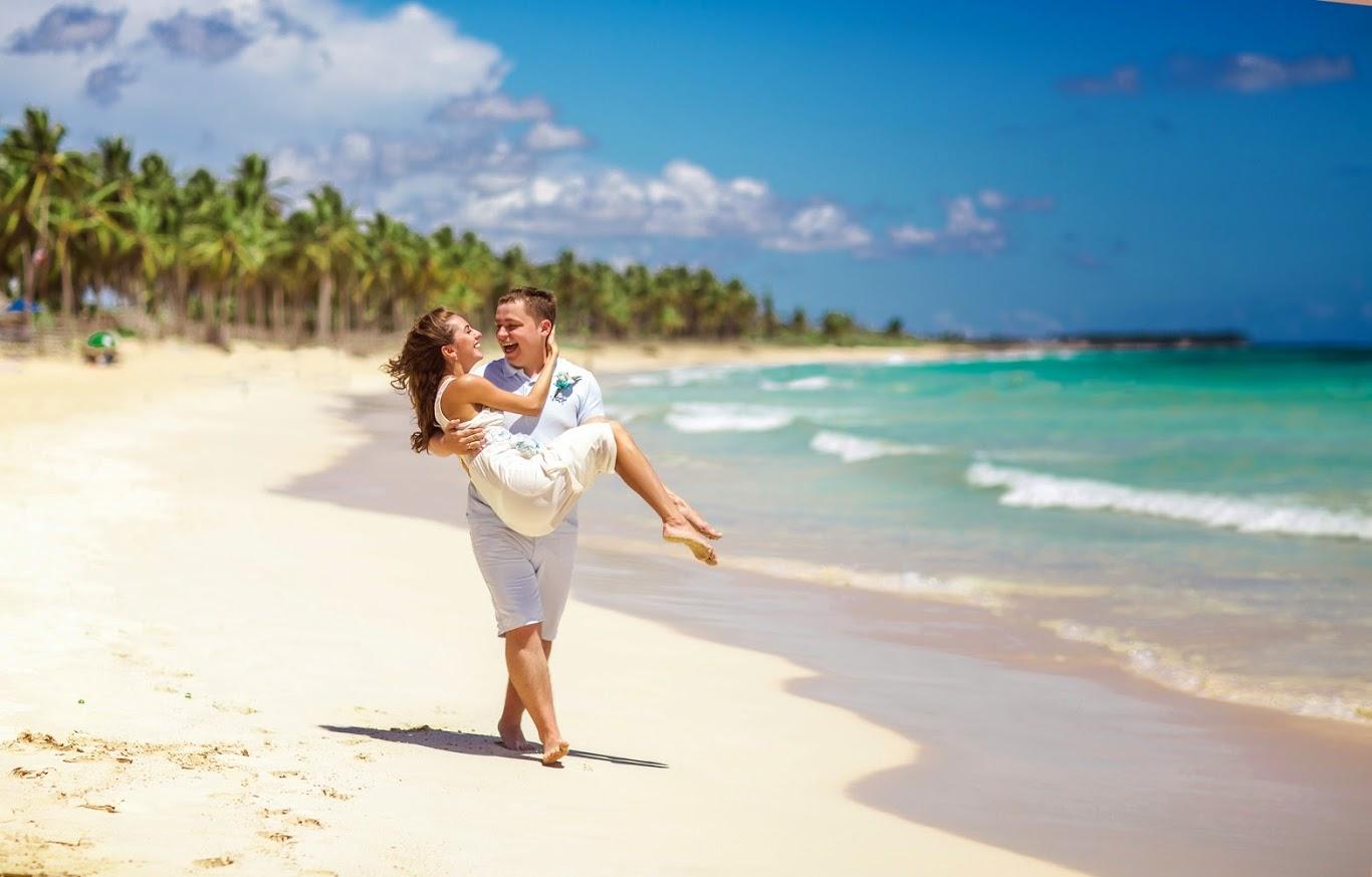 Свадьба на пляже Maкao