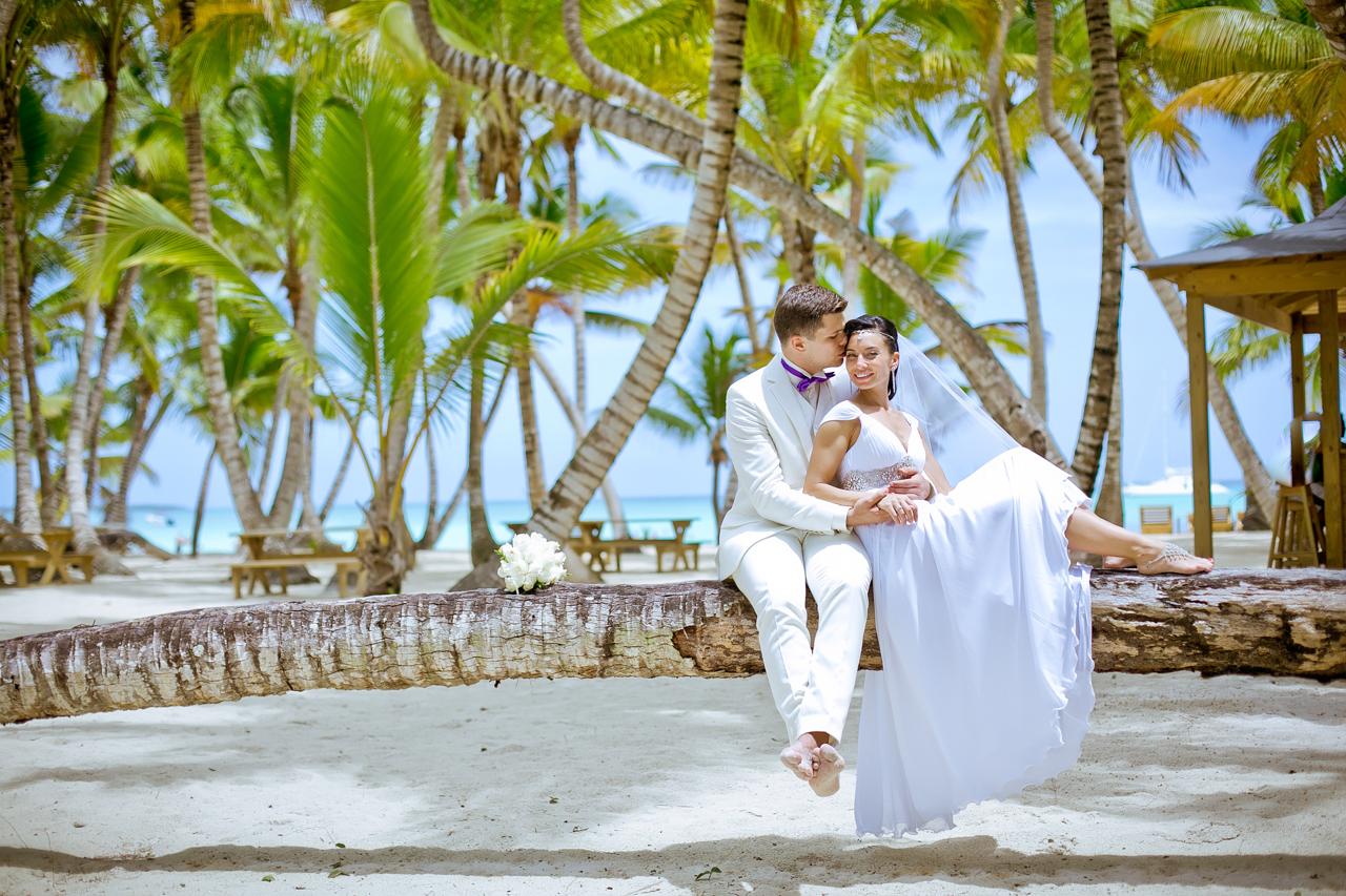 Свадьба на острове Саона