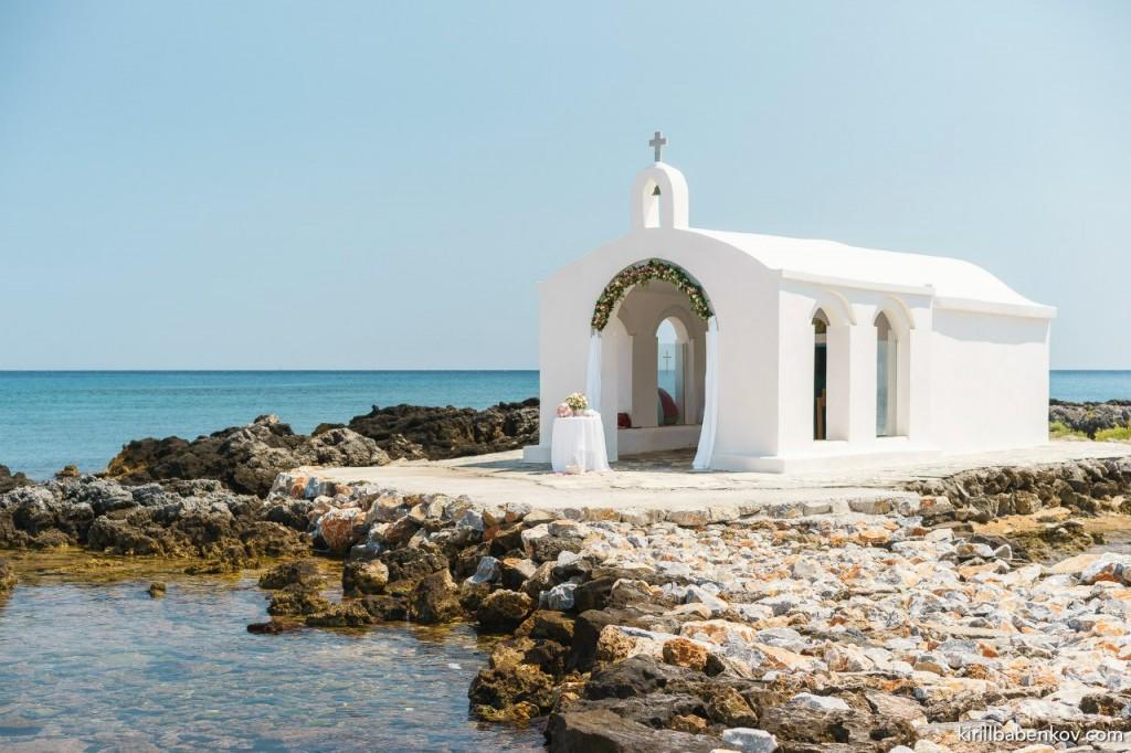 Венчание на Крите