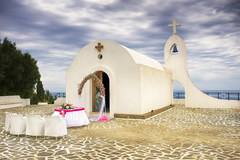 Венчание на Родосе