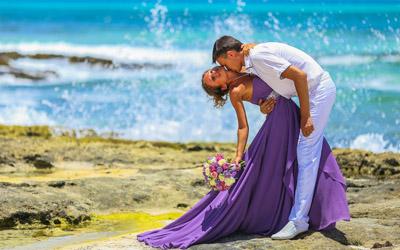 Евгений и Олеся. Свадьба в Доминикане.