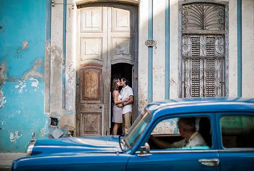 Свадебная церемония в Гаване