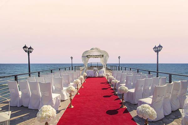 Свадьба в Айа-Напе