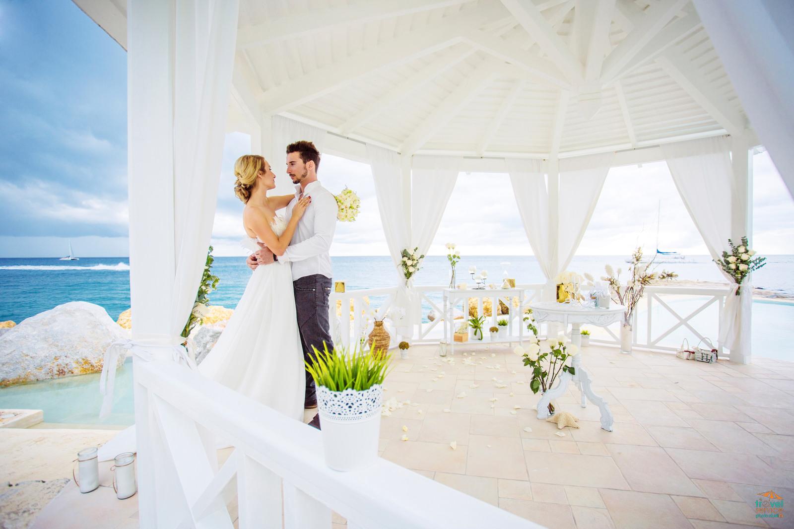 Свадьба в пляжном клубе PARADISO