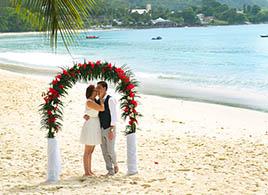 Свадьба в отеле Coral Strand Smart Choice 4*